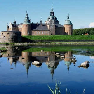 Kalmar Castle @ Kalmar, Sweden- just visited it today, lovely town as well.