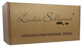 Kits de Demonstração - Catálogo Profissional Geral // Lendas Sublimes - Produtos Gourmet