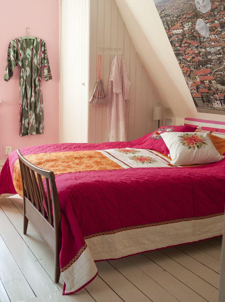 Gudrun Sjödéns Sommerkollektion 2015 - So wird Dein Schlafzimmer mit guter Laune und kräftigen Farben aufgeladen!