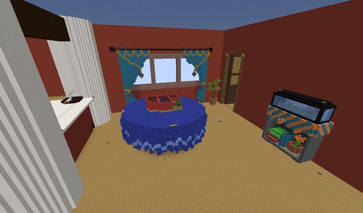 Sala da Pranzo e Acquario