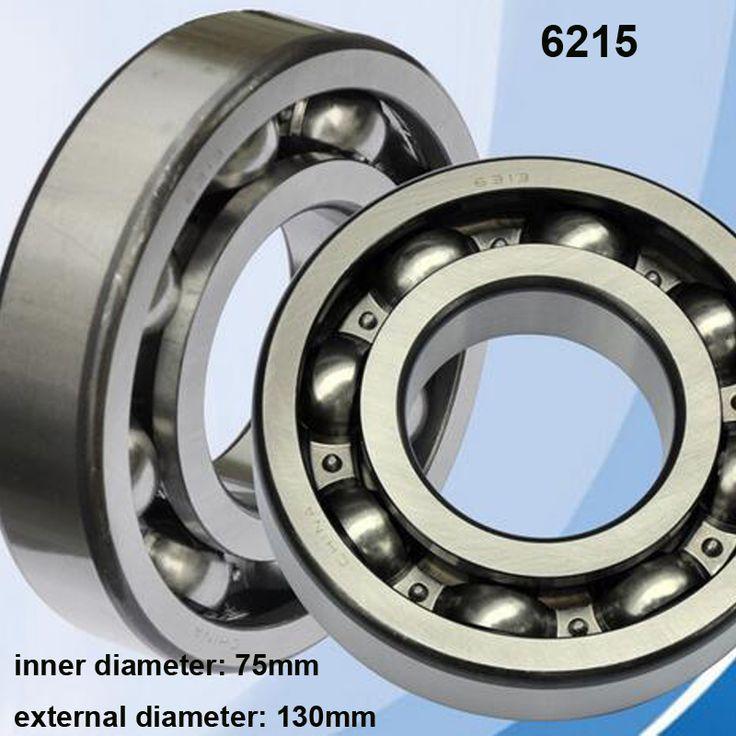 $9.22 (Buy here: https://alitems.com/g/1e8d114494ebda23ff8b16525dc3e8/?i=5&ulp=https%3A%2F%2Fwww.aliexpress.com%2Fitem%2FHigh-Quality-1Pcs-Lot-6215-Steel-Material-Big-Annular-Grooved-Ball-Bearing-Open-Type-Bearing-75%2F32644232627.html ) High Quality 1Pcs/Lot 6215 Steel Material Big Annular Grooved Ball Bearing Open Type Bearing 75*130*25MM for just $9.22