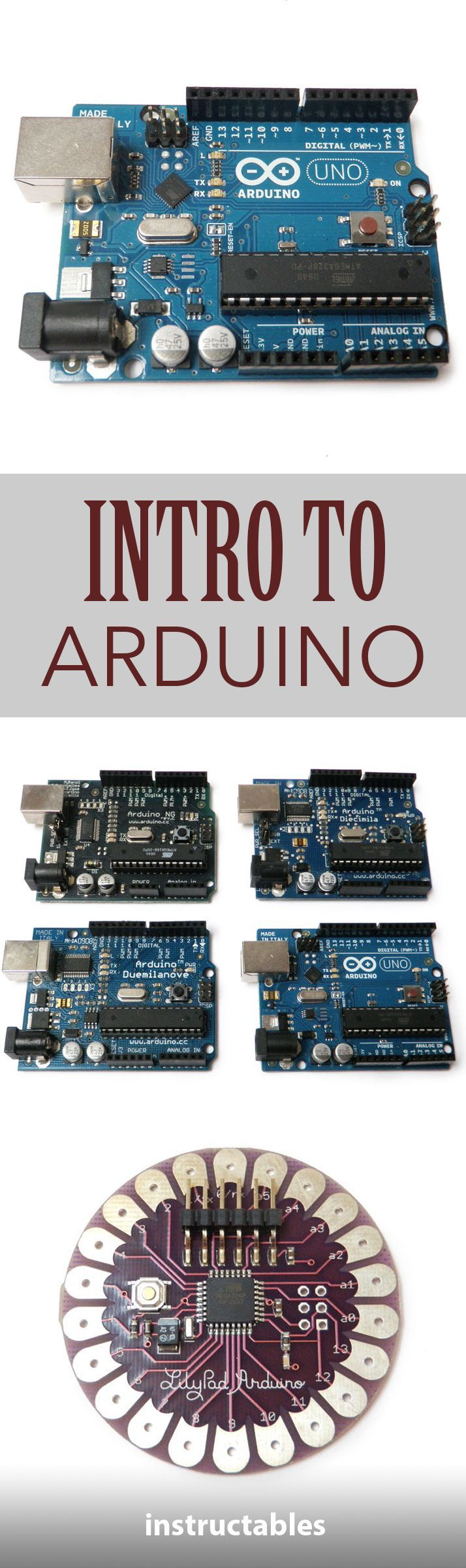 23 Best Arduino Images On Pinterest Electronics Projects Christmas Tree Lighting Circuit Diagram Gadgetronicx Beginner Guide To Using How Get Started Arduinobeginner
