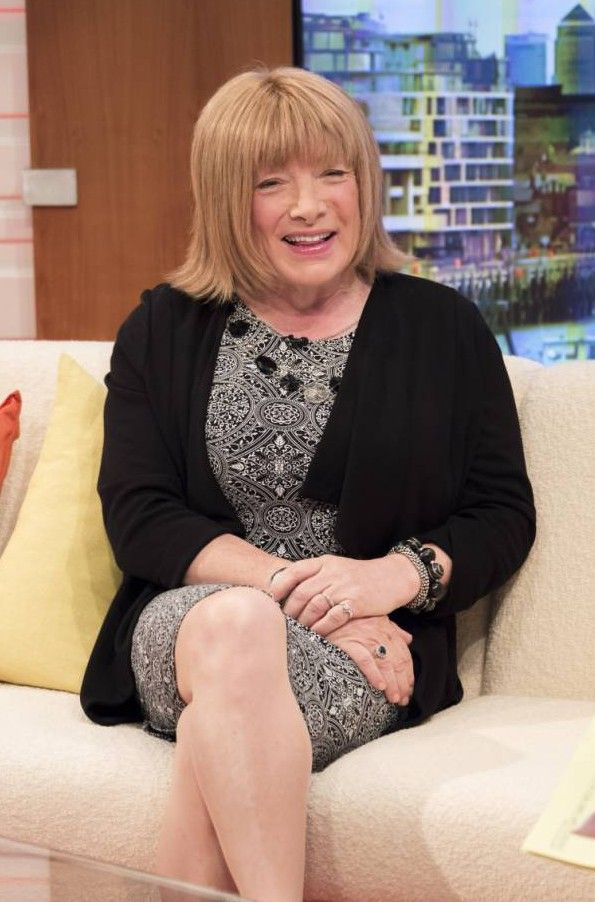 Kellie Maloney.. 'Good Morning Britain' TV Programme, London, Britain - 13 Aug 2014.. KELLIE MALONEY  Boxing legend Frank Maloney gives his first TV interview since revealing he is undergoing a sex change and now lives as a woman called Kellie...