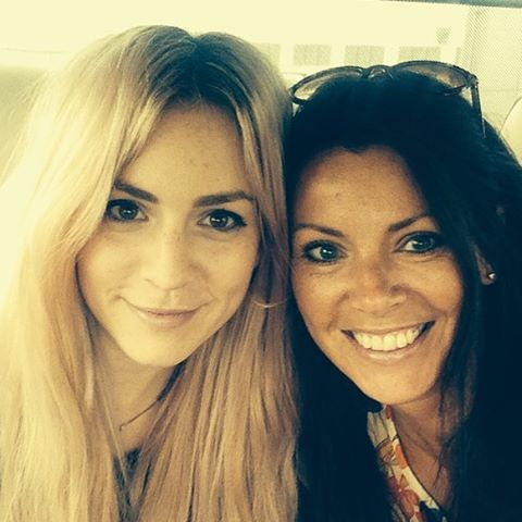Gemma and Anne