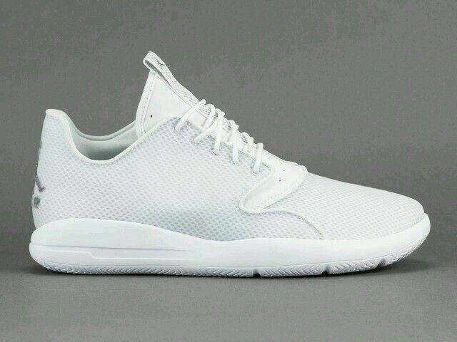 mens white jordan shoes