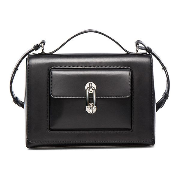 Balenciaga Maillon Flap Shoulder Bag found on Polyvore featuring bags, handbags, shoulder bags, balenciaga, purses, balenciaga shoulder bag, flap purse, flap handbags and balenciaga purse