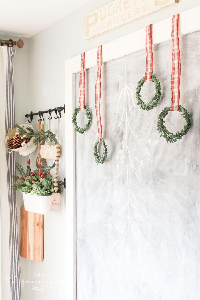 Christmas Kitchen 2018  40+ Christmas Home Tours holiday