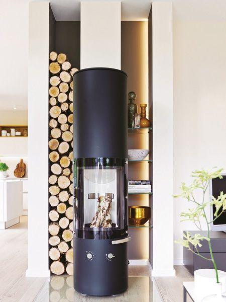 Wohnzimmer mit Wohlfühl-Atmosphäre | Große fenster, Grundrisse und ...
