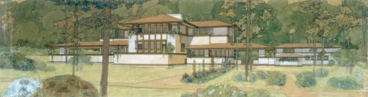 Frank Lloyd Wright at 150 - Curbedclockmenumore-arrownoyes : The Curbed guide to the most famous architect in U.S. history