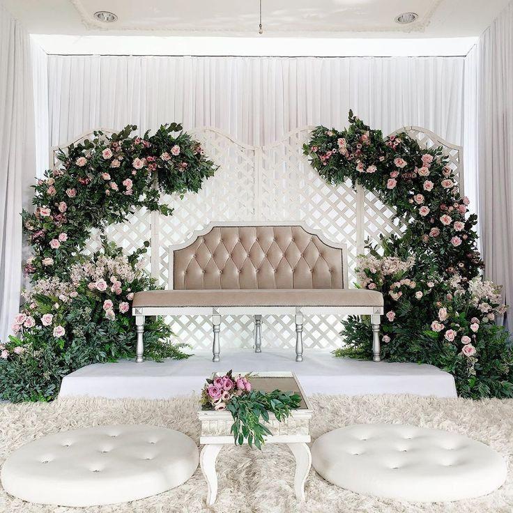 Artificial Flower Wholesaler In 2021 Wedding Hall Decorations Nikah Decor Wedding Design Decoration