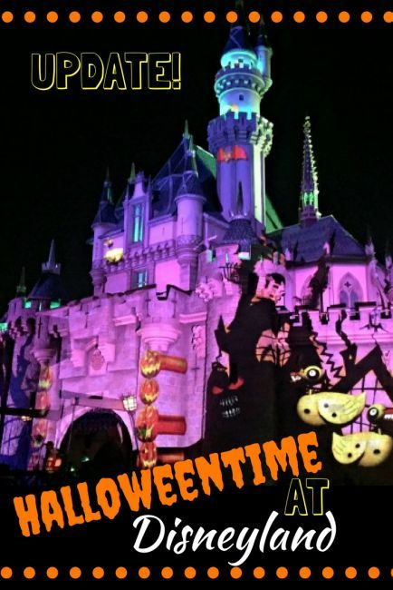 Halloweentime at Disneyland is a spooktacular event! Here are the tips and tricks you need to know to make your Disney Halloween BOO-tiful!