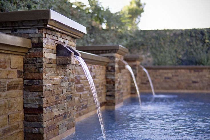 1000 images about backyard at 411 bolivia on pinterest for Pool design orange county ca