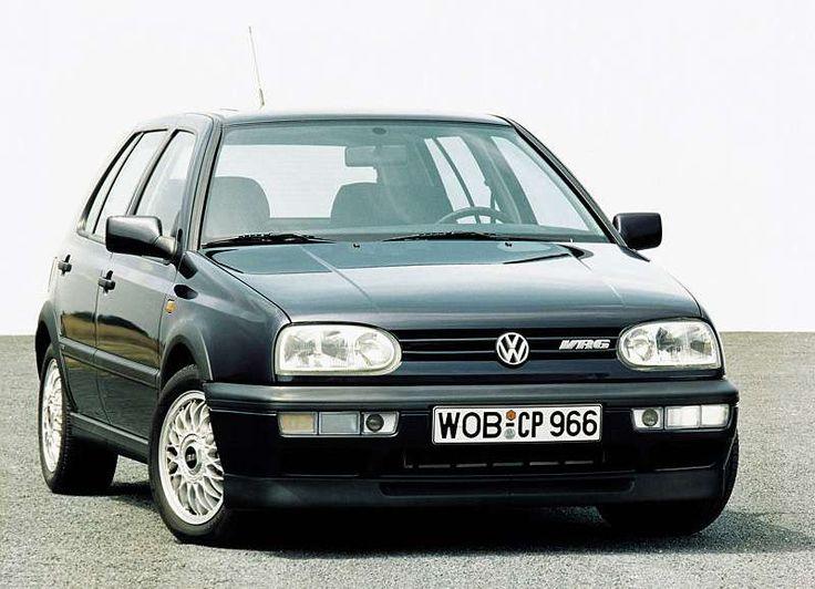 Diaporama : Volkswagen Golf 3