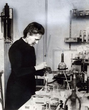 """""""You cannot hope to build a better world without improving the individuals. To that end,each of us must work for our own improvement and, at the same time, share a genaral responsibility for all humanity, our particular duty being to aid those to whom we think can be most useful.""""  ― Marie Curie"""
