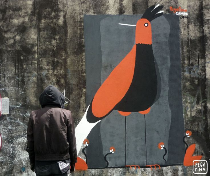 Big bird ORANGE