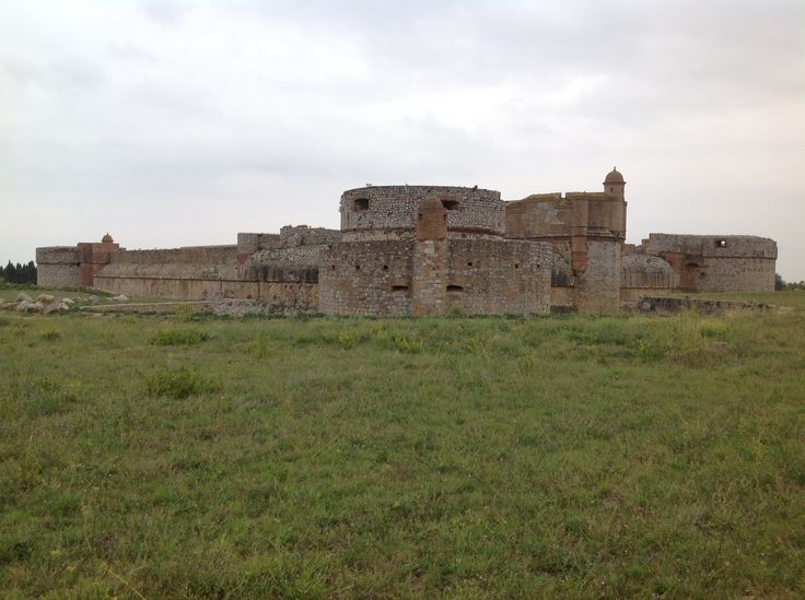 168. The Fortress of Salses in Salses-le-Château