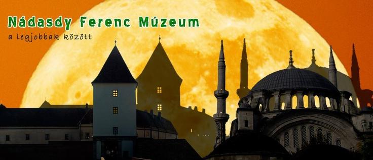 A két torony. Nádasdy Ferenc Múzeum? A legjobbak között!
