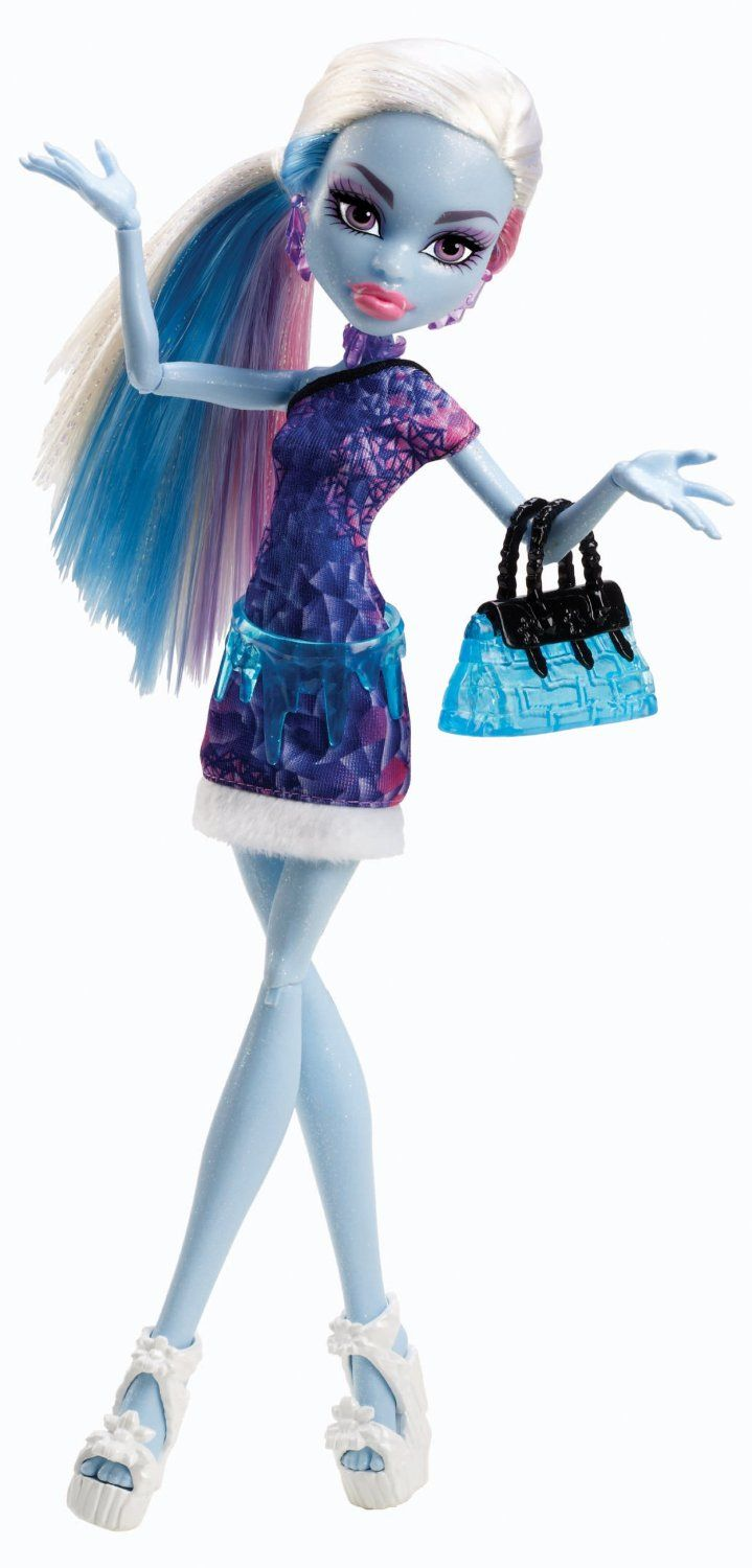 Monster High Toys : Mattel y monster high scaris abbey bominable doll