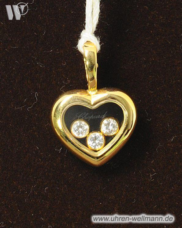 Chopard happy diamonds schmuck ebay