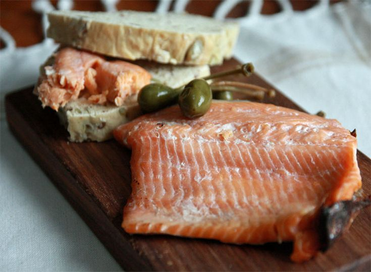 Tea Smoked Trout Brined And Smoked So Easy To Do At Home