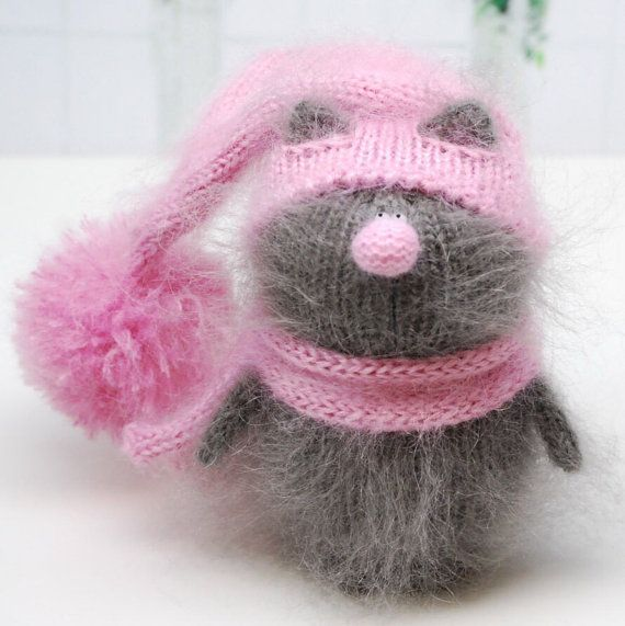 Persy Kitty Amigurumi Cat Plush Kitty AMIGURUMI Cat от Fuzzoo
