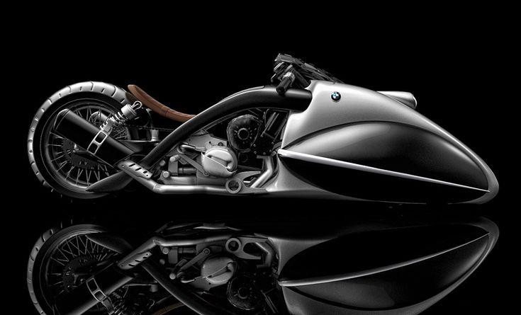 BMW Apollo Streamliner Motorcycle
