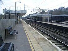 Railway - Silveroaks would be between Hemel Hempstead & Berkhamsted stations.