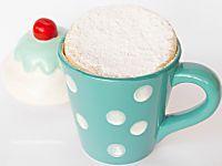 Torta al microonde in tazza   Versione torta margherita