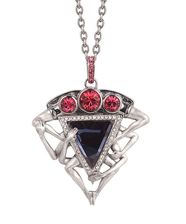 lust the necklace: Seven Deadly Sins, Sin Collection, Webster Jewelry, Stephen Webster, Jewelry Collection, Necklaces, Lust Pendants, Amazing Jewelry, Seven Dead Sin