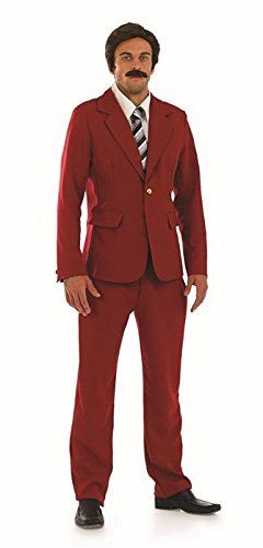 Anchorman 2 costumes are all about reproducing the look from the late 70s and early 80s and dressing up in the styles of that era.