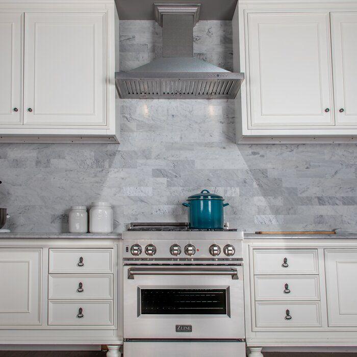 36 Designer Series 400 Cfm Convertible Wall Mount Range Hood In 2021 Wall Mount Range Hood Range Hood Kitchen Renovation