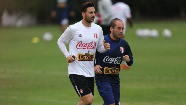 Selección peruana: Claudio Pizarro y Juan Vargas no serán titulares en Copa América #Peru21