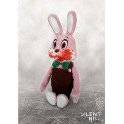 PELUCHE SILENT HILL CONEJO 41 CMS, Esta es la famosa muñeca de conejo antropomórfico que ha hecho apariciones en muchos juegos de Silent Hill. Este peluche de Robbie el Conejo mide aproximad...