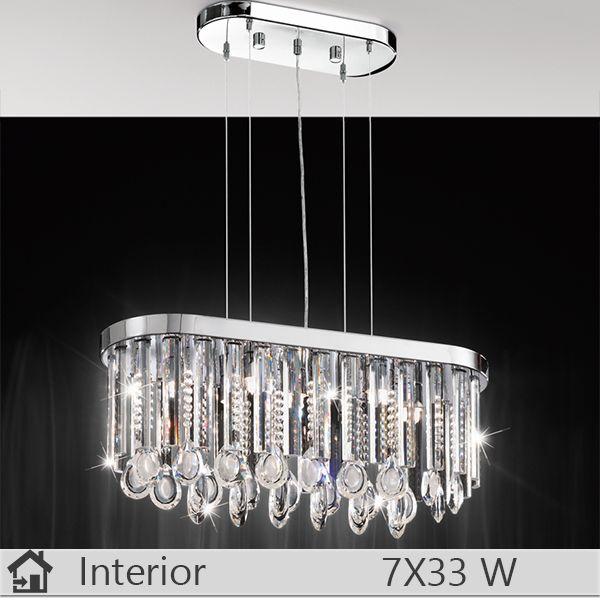 Candelabru iluminat decorativ interior Eglo, gama Calaonda, model 93424 http://www.etbm.ro/eglo