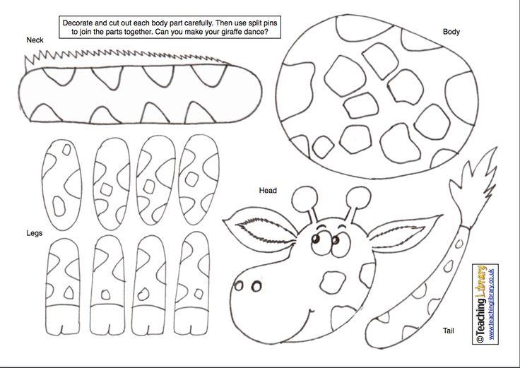 Follow up Activity: Giraffe's Can't Dance puppet.  From: http://www.teachingideas.co.uk/library/books/giraffes-cant-dance