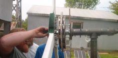 Como construir uma turbina eólica caseira de 1000W