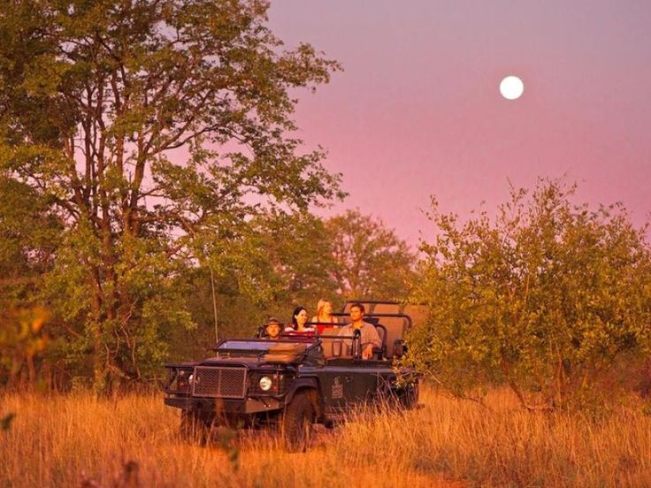 What could you see on a safari sunset drive? Vacations ft Klaserie Private Nature Reserve: