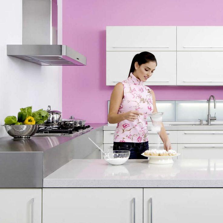 Unsere Quarzstein Arbeitsplatten bieten viele Gestaltungsmöglichkeiten in Ihrer Küche. Quarzstein Arbeitsplatten haben einen außergewöhnlichen Look. http://www.caesarstone-deutschland.com/quarzstein-arbeitsplatten-moderne-arbeitsplatten-quarzstein