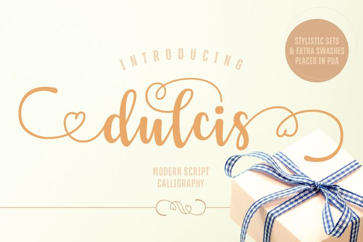 Download Dulcis (Font) by Creative Fabrica Fonts · Creative Fabrica ...