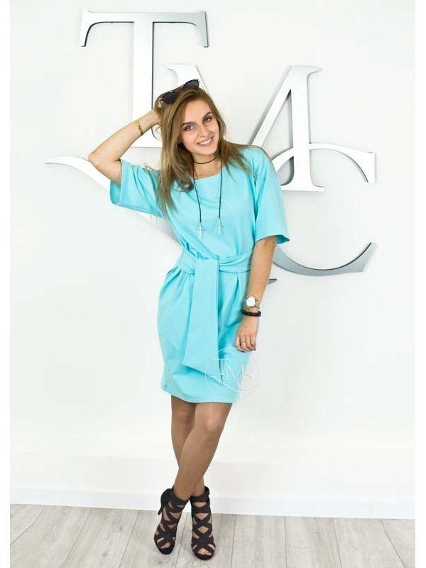 Coctailkleid in 3 Größen zugänglich.  Mit Kimonoärmel und U-Ausschnitt. #Kleid #Sommerkleid #Damenkleider #Abendkleid #Ballkleid