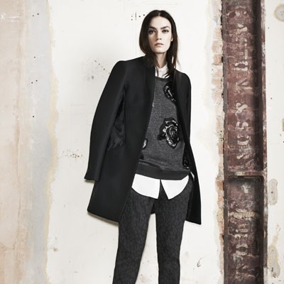 AllSaints Autumn 2013 Preview  #Galmour #Autumn #Fashion #2013  http://www.mua.co.za/
