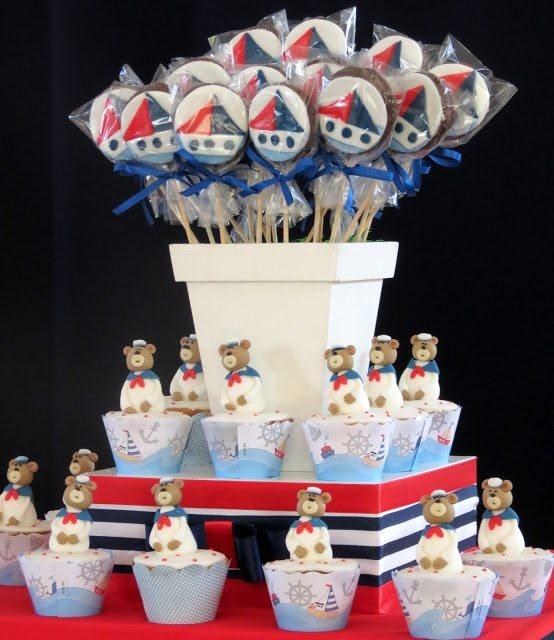 Festa Urso Marinheiro
