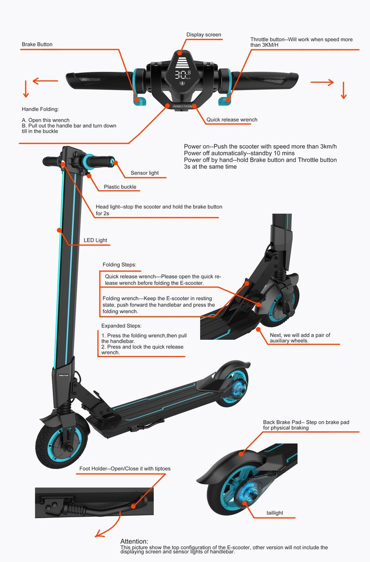 lightweight kick scooter parts manuals electric kick. Black Bedroom Furniture Sets. Home Design Ideas
