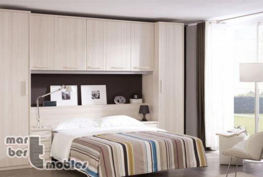 Retos decorativos: Como decorar una habitación de matrimonio pequeña