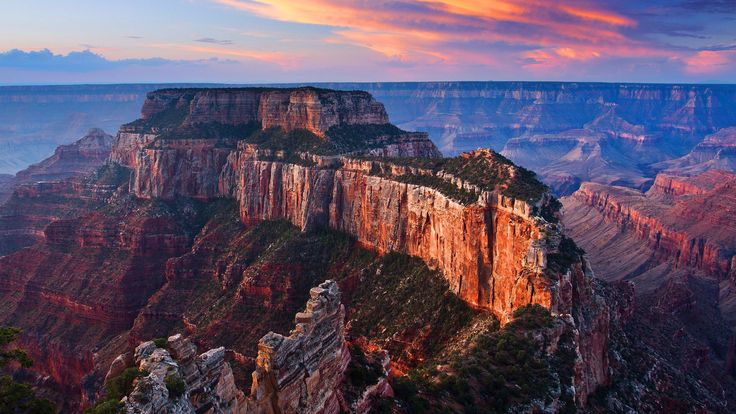 Fond d'écran 2560x1440 Grand Canyon