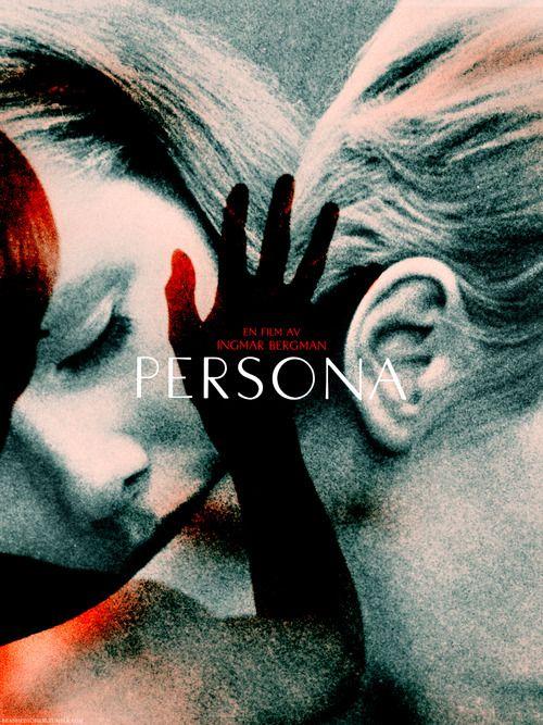 Ingmar Bergman's Persona (1966).