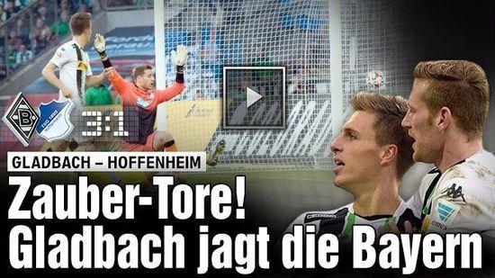 Borussia atar de 17 partidos invicto en la historia del equipo para hacerse cargo de Dott rival Bayern