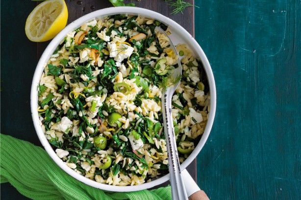 Silverbeet is set for superstardom, and with recipes like this one, we're not surprised.