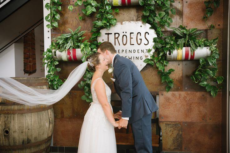 Tim   Gillian // A Unique, Creative and Fun Spooky Nook Wedding