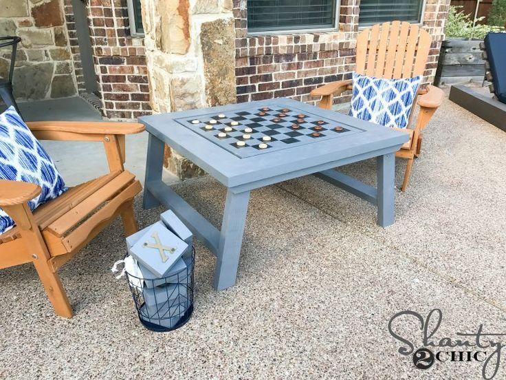 Die besten 25+ Spieltisch outdoor Ideen auf Pinterest Spieltisch - zubehor fur den outdoor bereich